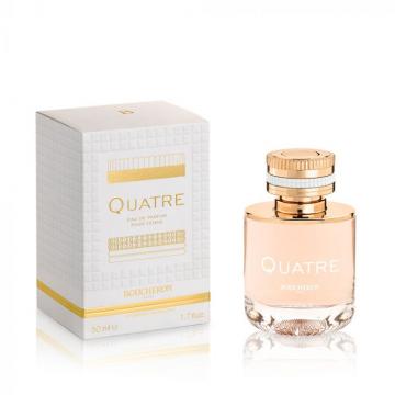 Boucheron Quatre Pour Femme Парфюмированная вода 50 ml (3386460066082)