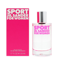 Jil Sander Sport For Woman Туалетная вода 50 ml (3414200755009)