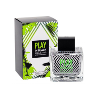 Antonio Banderas Black Seduction Play Туалетная вода 100 ml New (8411061854761)