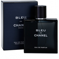 Chanel Bleu De Chanel Eau De Parfum Pour Homme Парфюмированная вода 50 ml Примятые