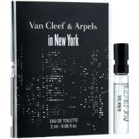 Van Cleef & Arpels In New York Туалетная вода 2 ml Пробник