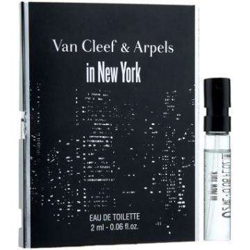 Van Cleef&arpels In New York Туалетная вода 2 ml Пробник