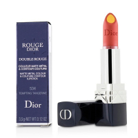Christian Dior Rouge Double Rouge - 534 Tempting Tangerine 3.5 G