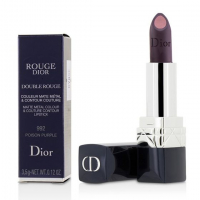 Christian Dior Rouge Double Rouge - 992 Poison Purple 3.5 G (3348901363747)