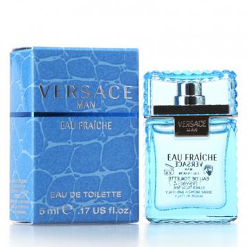 Versace Eau Fraiche Туалетная вода 5 ml Миниатюра Недолив