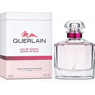 Guerlain Mon Guerlain Bloom Of Rose Туалетная вода 30 ml (3346470137318)