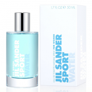Jil Sander Sander Sport Water For Woman Туалетная вода 50 ml (3414200817547)