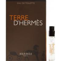 Hermes - Terre d'Hermes Туалетная вода 2 ml Пробник (3346131405220)