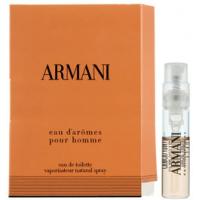 Giorgio Armani Eau D'aromes Pour Homme Туалетная вода 1.5 ml Пробник (3605521966186)