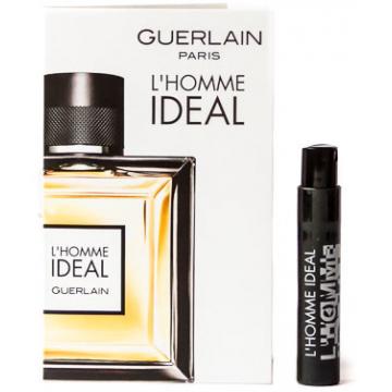 Guerlain L'homme Ideal Туалетная вода 1 ml Пробник (3346476512683) (3346476506637)