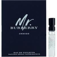 Burberry Mr Burberry Indigo Туалетная вода 2 ml пробник  New (5045551730384)