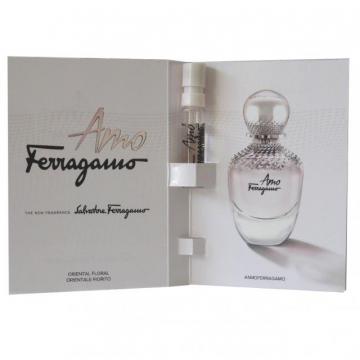 Salvatore Ferragamo Amo Парфюмированная вода 1.5 ml Пробник (8052086374140)