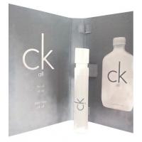 Calvin Klein All Туалетная вода 1.2 ml Пробник (3614223185115)