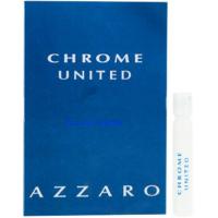 Azzaro Chrome United Туалетная вода 1.2 ml Пробник (3351500000388)