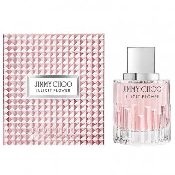 Jimmy Choo Illicit Flower Туалетная вода 60 мл (3386460075350)