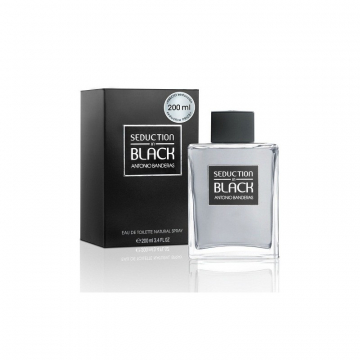 Antonio Banderas Black Seduction Туалетная вода 200 ml (8411061930878)