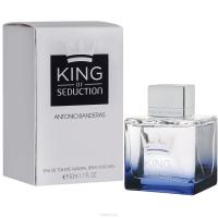 Antonio Banderas King Of Seduction Туалетная вода 50 ml (8411061784280)