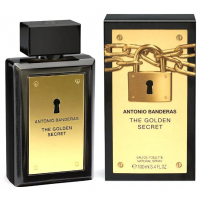Antonio Banderas The Golden Secret Туалетная вода 100 ml (8411061722756)