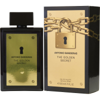 Antonio Banderas The Golden Secret Туалетная вода 200 ml (8411061791691)
