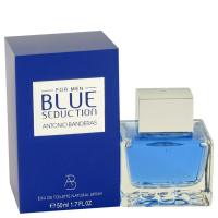 Antonio Banderas Blue Seduction Туалетная вода 50 ml (8411061636275)