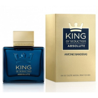 Antonio Banderas King Of Seduction Absolute Туалетная вода 100 ml (8411061813973)