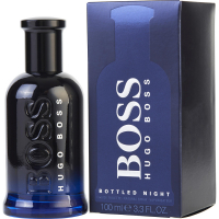 Hugo Boss - Boss Bottled Night Туалетная вода 100 ml Тестер (737052352046)