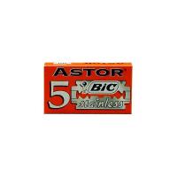 Bic Astor Лезвия для бритвенного станка 5 * 20шт