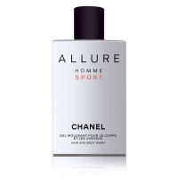 Chanel Allure Homme Sport 200 ml Gel Moussant Integral (3145891239607)