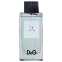 Dolce&Gabbana - D&G № 21 Le Fou Туалетная вода 100 ml тестер