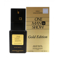 Jacques Bogart One Men Show Gold Туалетная вода 100 ml