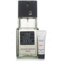 Jacques Bogart One Men Show Туалетная вода 100 ml (With Cream)