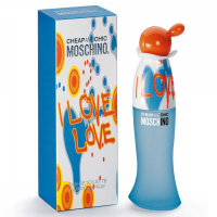 Moschino I Love Love Туалетная вода 100 ml (8011003991457)