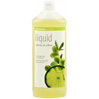 Sodasan Органическое Жидкое мыло бактерицидное с цитрусовым и оливковым маслом 1000мл