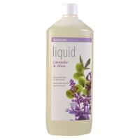 Sodasan Органическое Жидкое мыло успокаивающее с лавандовым и оливковым маслом 1000мл