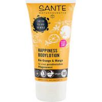 Sante Био-Лосьон для тела Happiness Апельсин и манго 150мл