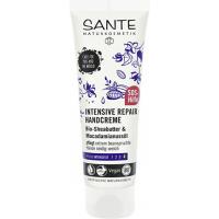 Sante Био-Крем для рук Repair-скорая помощь для сухой кожи Виногад и ши 75мл